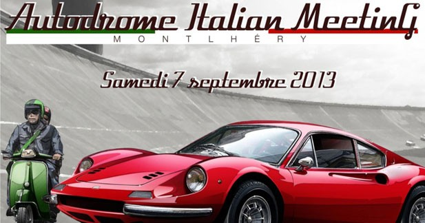 Un festival automobile à Montlhéry pour rendre hommage à l'Italie