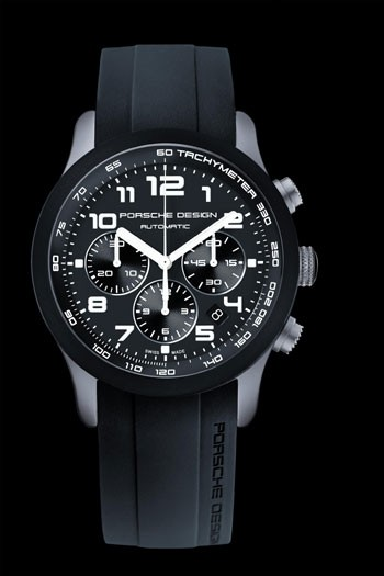 Montre Porsche Design : top chrono !