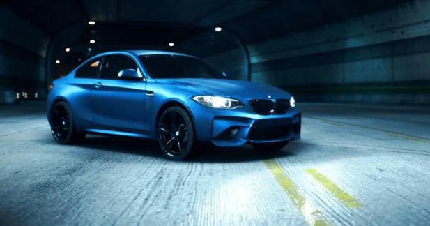 La BMW M2 sera dans le prochain Need for Speed