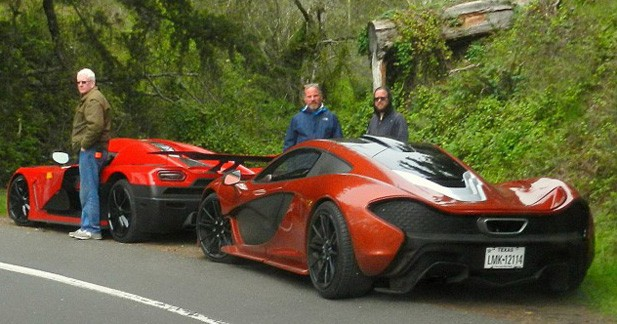 Need for Speed : La McLaren P1 à l'affiche du film