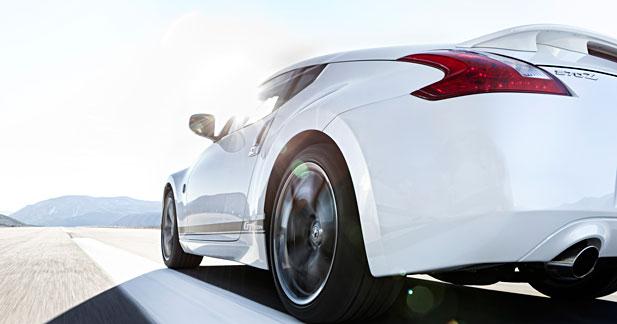 Nissan 370 Z GT Edition : les 40èmes rugissants