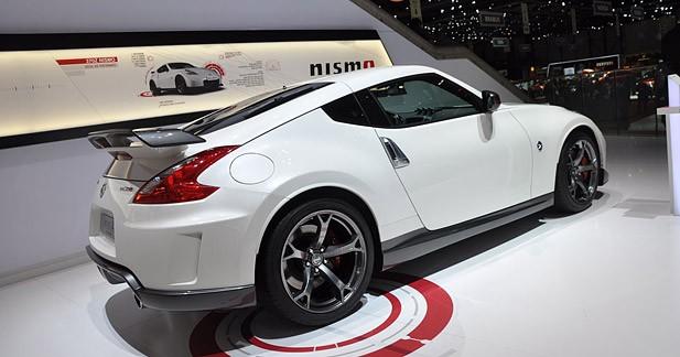 Nissan 370 Z Nismo : La Z by Nismo arrive en Europe