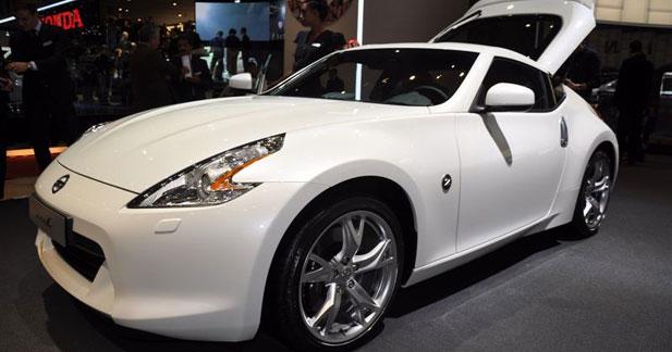 Nissan 370Z : plus de sport !
