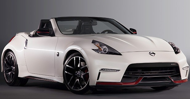 Une 370Z Nismo Roadster à Chicago