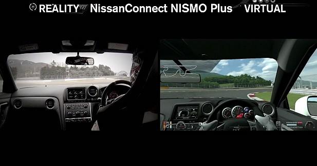 Nouveau système de télémétrie embarquée pour la Nissan GT-R Nismo