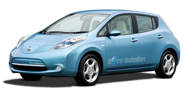 La Nissan Leaf numéro 1 des ventes en Norvège