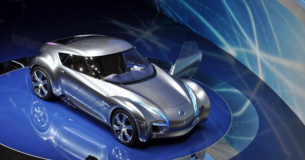 Nissan Esflow : électrisante