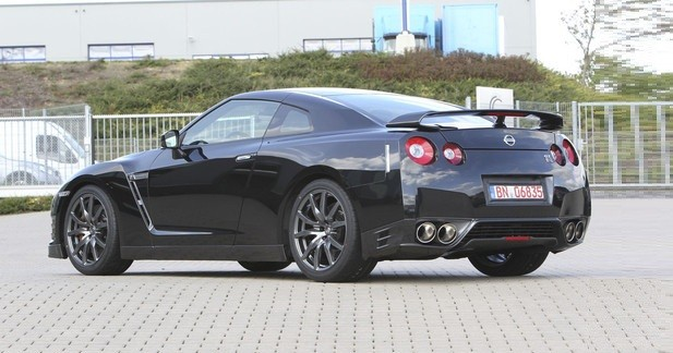 Nissan GT-R : la grosse cavalerie !