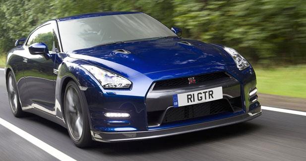 Nissan GT-R restylée : toujours dans la course