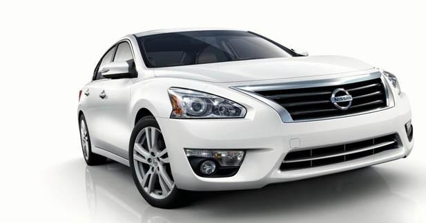 Nissan prévoit 15 véhicules hybrides d'ici 2016