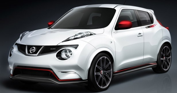Le Nissan Juke Nismo sera bien produit