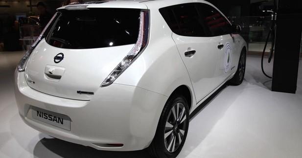 La version 24 kWh toujours proposée