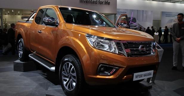 Nissan Navara NP300: pick-up et geek