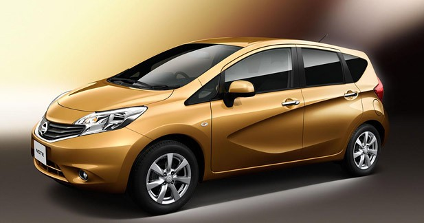 Nissan Note 2 : la seconde génération dévoilée