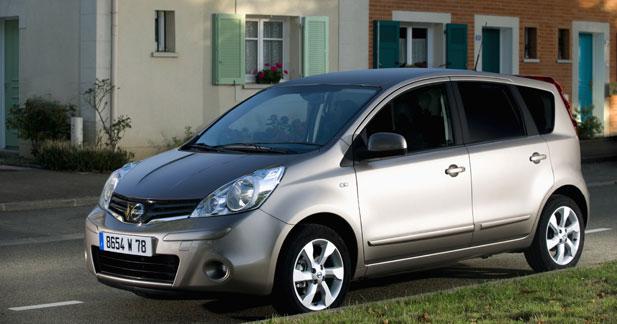 Nissan Note 2009 : la confirmation