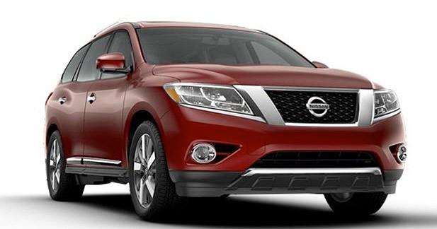 Nissan dévoile le Pathfinder 4 sur sa page Facebook