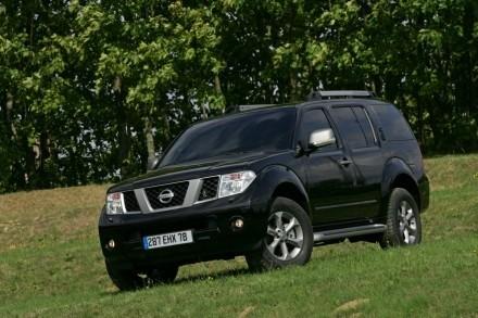 Nissan Pathfinder : consommation et CO2 en baisse