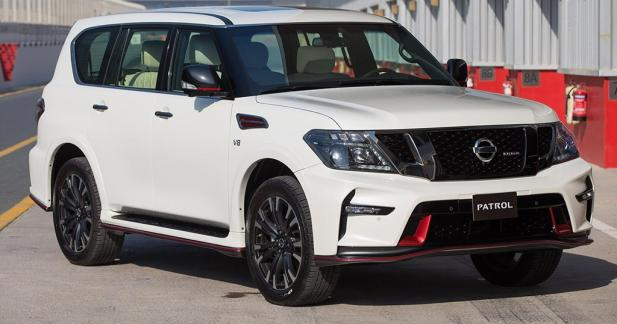 Le Nissan Patrol reçoit une version Nismo