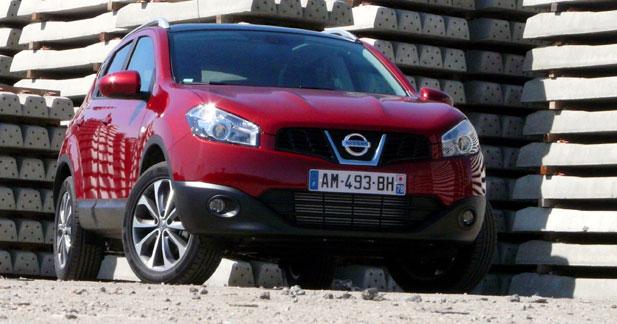 Nissan Qashqai 1.5 dCi : restylé pour confirmer
