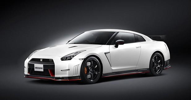 Nissan GT-R Nismo : nouvelle version, nouveau record (vidéo)