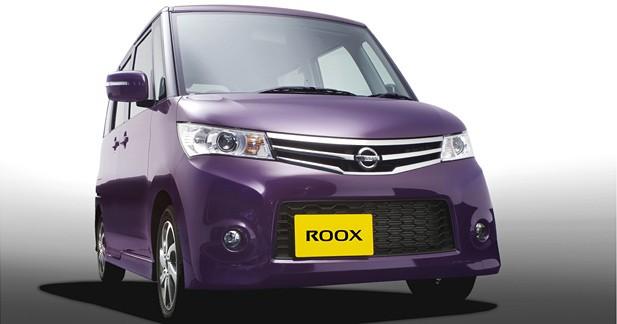 Roox : l'autre Cube de Nissan