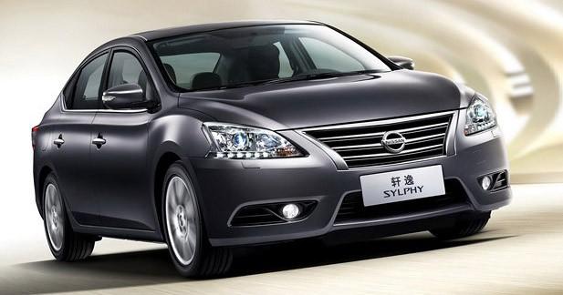 Nissan Sylphy : Sans fantaisie