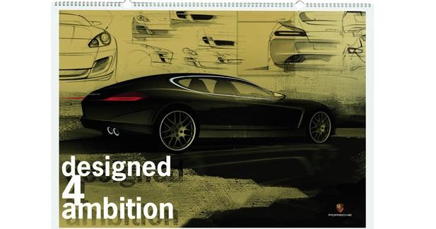 Calendrier Porsche
