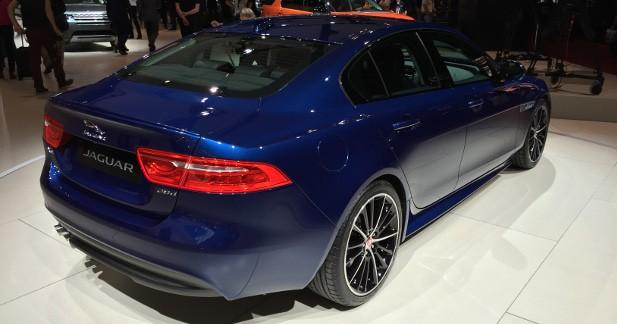 Plus légère, la Jaguar XE promet de belles sensations