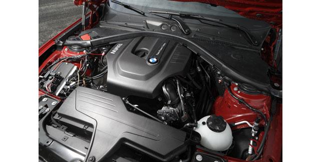 BMW passe aussi au 3 cylindres
