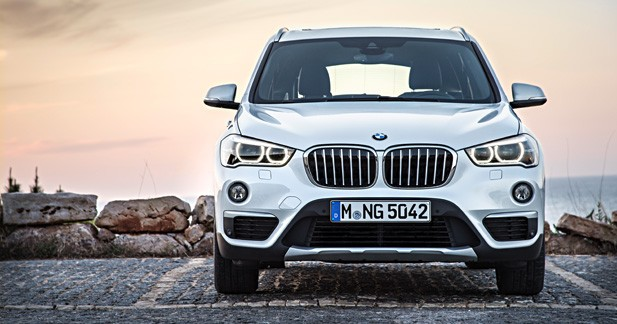 Nouveau BMW X1 : des versions à traction