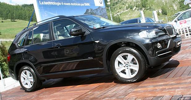BMW X5 : encore plus fort
