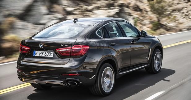 Nouveau BMW X6 : le X6 a tout changé pour rester le même