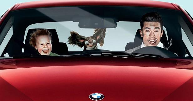 BMW promet l'adrénaline des hautes vitesses même au ralenti
