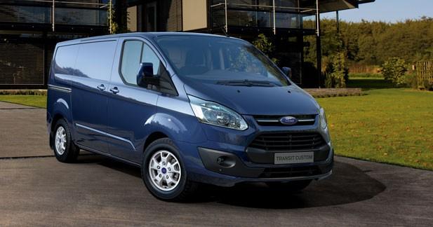 Ford Transit EConetic : encore plus sobre