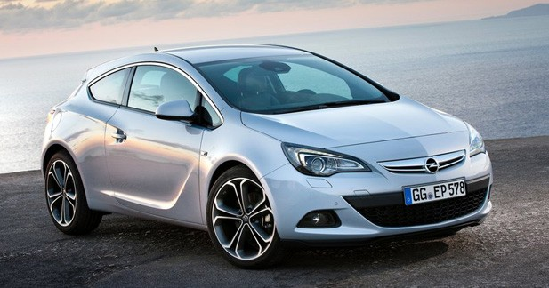 L'Opel Astra GTC reçoit le nouveau 1.6 SIDI Turbo