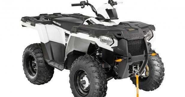 Nouveau Polaris Sportsman 570 pour 2014