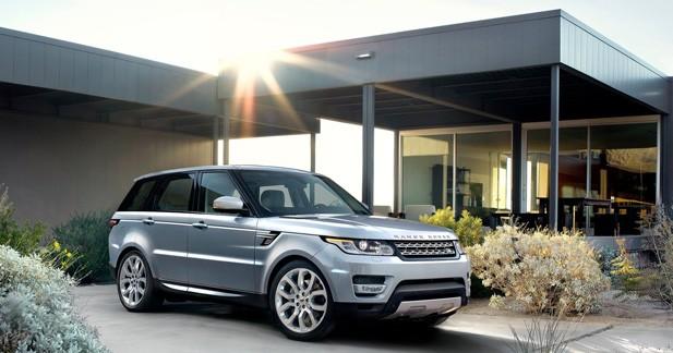 Nouveau Range Rover Sport : Tout nouveau, tout beau
