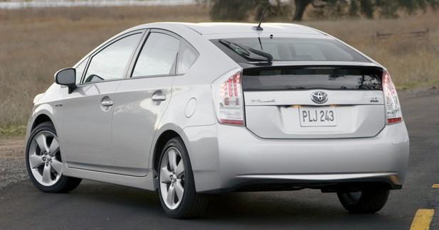 Nouveau rappel pour la Toyota Prius : le freinage encore mis en cause