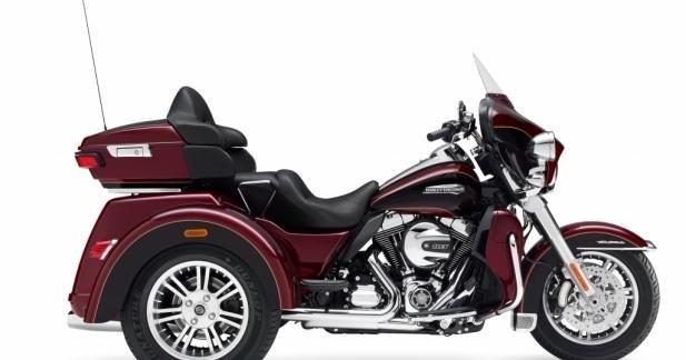 Une Harley Davidson à conduire sans permis A