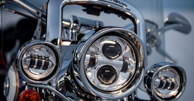 Harley : les évolutions de la gamme CVO