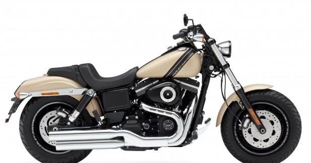 Nouveautés 2014 | Harley Davidson | La gamme Dyna