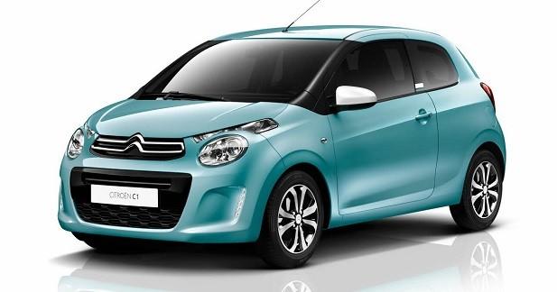 Citroën C1: des nouveautés pour l'été