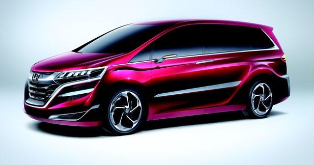 Les nouveautés de Honda au salon de Shanghaï