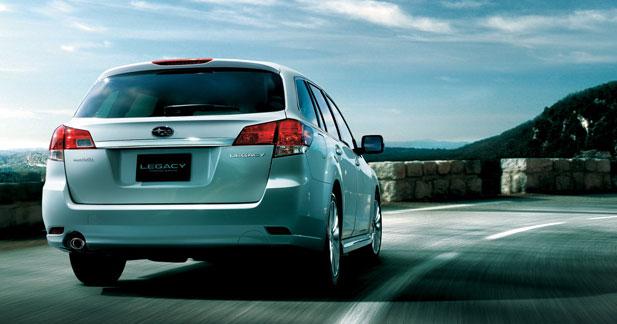 Subaru : Pléiade de nouveautés pour la rentrée !
