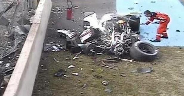Le Mans : énorme crash de l'Audi de Loic Duval, qui s'en sort bien
