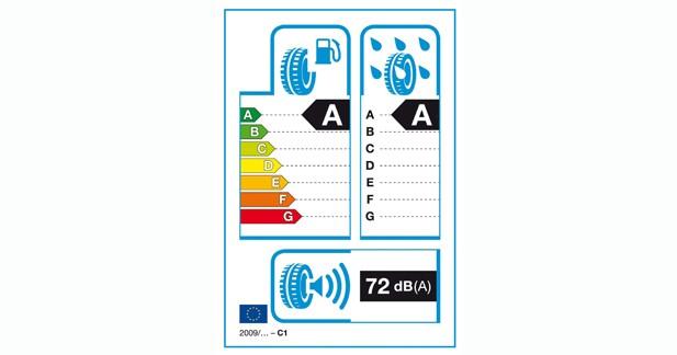 Un nouvel étiquetage des pneus aidera les automobilistes à choisir leurs gommes