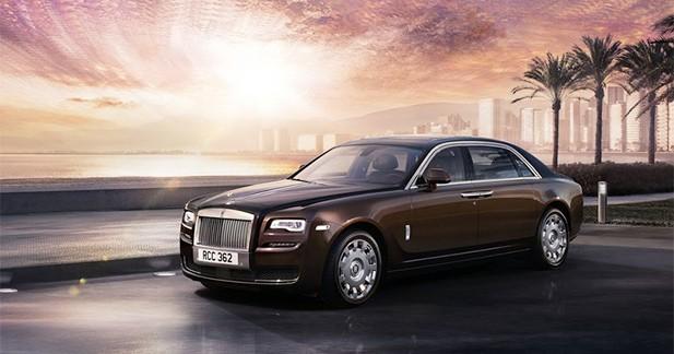 2014, année la plus prolifique pour Rolls-Royce en 111 ans d'histoire
