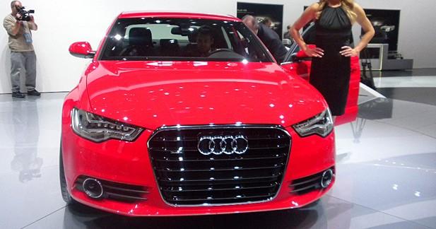Nouvelle Audi A6 : Amélioration continue