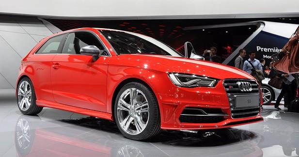 Nouvelle Audi S3 : toujours plus haut