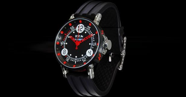 Un nouveau bolide horloger chez BRM